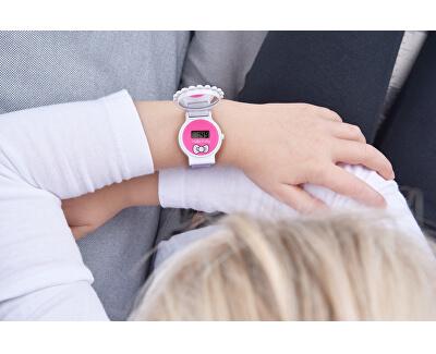 Digitální hodinky se zrcátkem a Hello Kitty HK25907