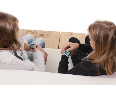 Dětské hodinky KW 802 modré - SLEVA