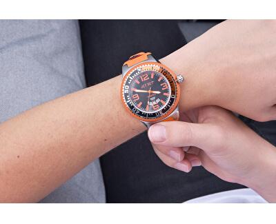 Analogové hodinky WB30 J54443-265 s vodotěsností 10 ATM