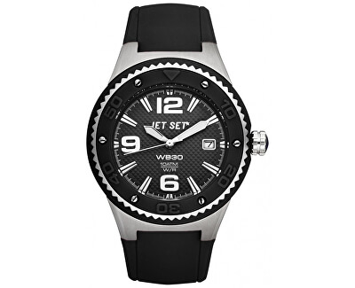 Analogové hodinky WB30 J53454-217 s vodotěsností 10 ATM