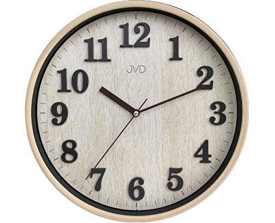 Nástěnné hodiny s tichým chodem HA50.1