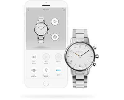 Vodotěsné Connected watch Nord S0710/1 - SLEVA
