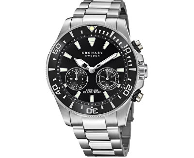 Connected watch Diver S3778/2