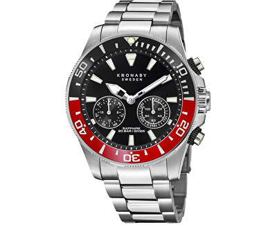 Connected watch Diver S3778/3