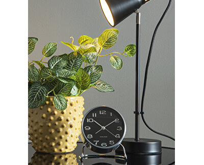 Budík Clock Classical KA5763BK