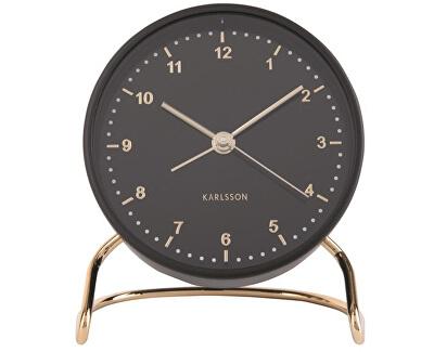 Budík Clock Stylish KA5764BK