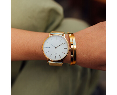 Mayfair S Gold 36 mm
