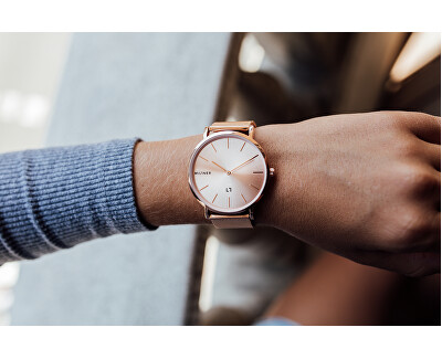 Mayfair Pink 39 mm