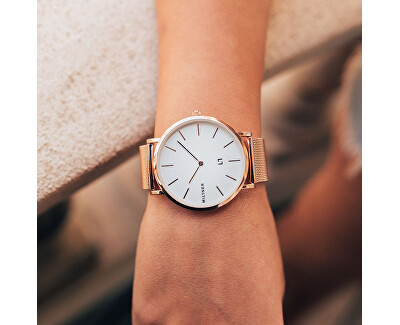 MayfairS Rose Gold 36 mm