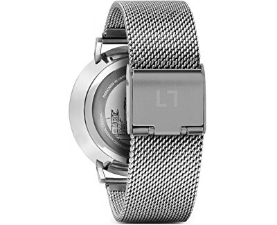 Mayfair S Silver 36 mm