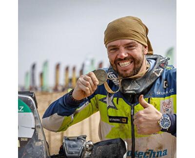 Eco Race 2020 W01P.13114.A Ediție limitată - Lukáš Kvapil