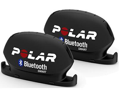 Bluetooth Smart snímač kadence a rychlosti