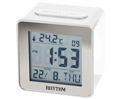 LCD stolní hodiny LCT076NR03