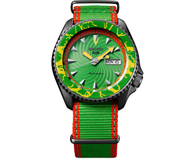 5 Sports Automatic Street Fighter Limited Edition BLANKA - SRPF23K1