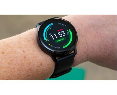 Galaxy Watch Active zlatorůžové