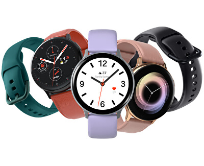 Galaxy Watch Active2 40mm - negru