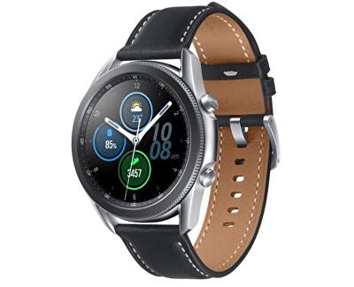 Galaxy Watch 3 45 mm SM-R840NZSAEUE - stříbrné