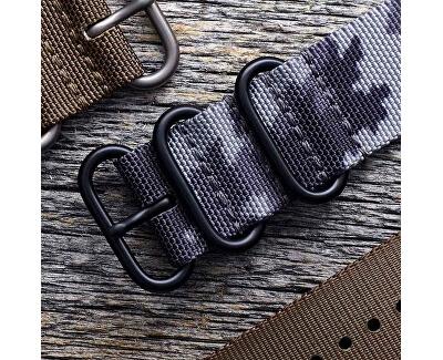 Textilní řemínek 24MM Explore 2 - Velikost M+L