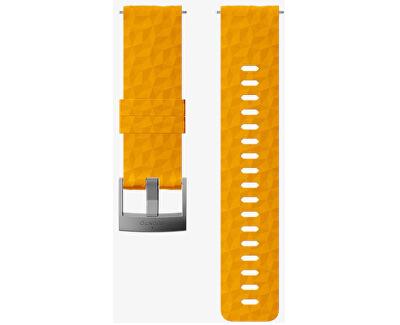 Silikonový řemínek k hodinkám Suunto 9, 9 Baro, Suunto 7 a Suunto Spartan Sport, Spartan Sport HR SS050012000