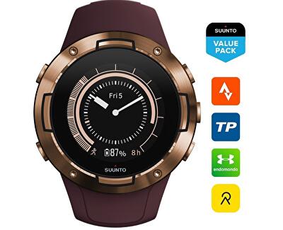 5 G1 Burgundy Copper SS050301000