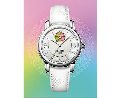 Lady Heart Flower Powermatic 80 T050.207.11.117.05