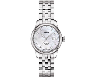 Le Locle Automatic Lady T006.207.11.116.00 s diamanty