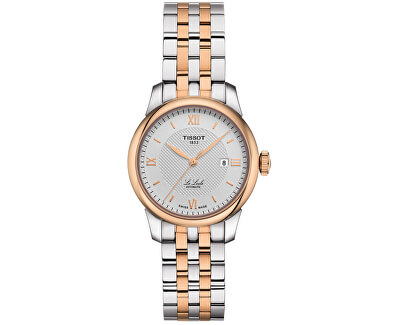 Le Locle Automatic Lady T006.207.22.038.00