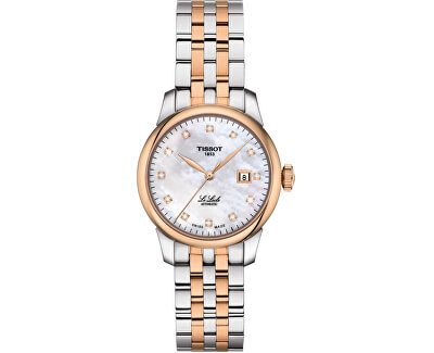 Le Locle Automatic Lady T006.207.22.116.00 s diamanty
