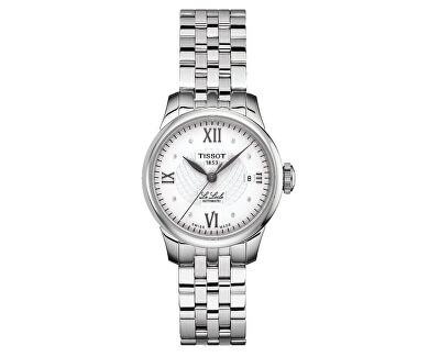 T-Classic Le Locle Automatic Lady T41.1.183.16 s diamanty