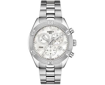 T-Classic PR 100 Sport Chic T101.917.11.116.00 s diamanty