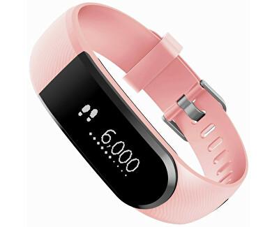 Fitness náramek 101DIX04 Pink - SLEVA