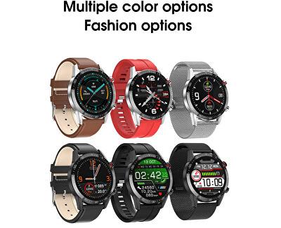 Smartwatch WT35BLL - Black Leather