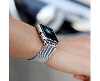 Curea de oțel pentru Apple Watch - Silver 38/40 mm
