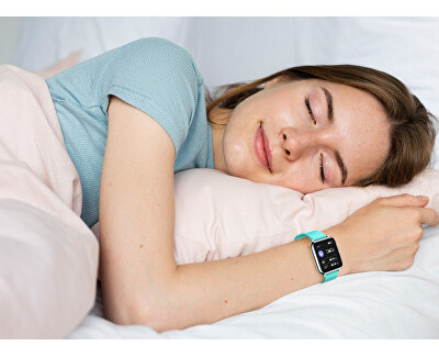 Smartwatch W02P - Pink