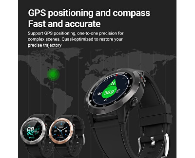 Smart Watch s GPS WGPS01B