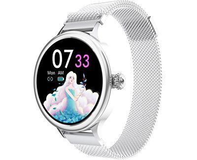 Smartwatch W40S - Silver - SLEVA II
