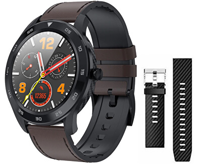 Dárkový set Smartwatch WG98BN + náhradní řemínek
