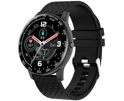 W03BK Smartwatch - Black - SLEVA