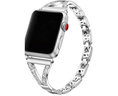 Ocelový tah pro Apple Watch - 38/40 mm