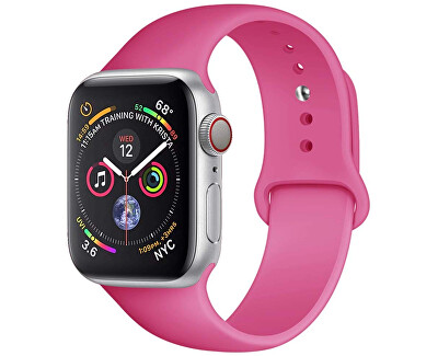 Silikonový řemínek pro Apple Watch - Dračí ovoce 42/44 mm - S/M