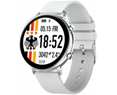Smartwatch W03G - Grey - SLEVA