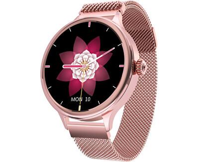 Smartwatch W40P - Pink - SLEVA II