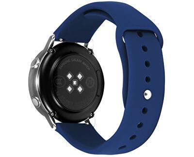 Silikonový řemínek pro Samsung Galaxy Watch - Blue 20 mm