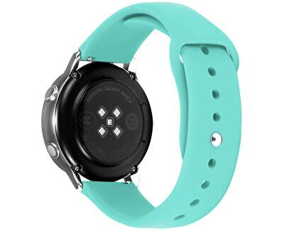 Silikonový řemínek pro Samsung Galaxy Watch - Mint Green 22 mm