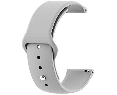 Silikonový řemínek pro Samsung Galaxy Watch - Fog 22 mm