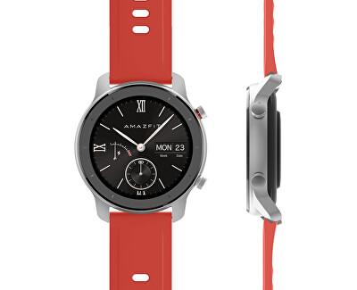Xiaomi Amazfit GTR 42mm - Červené