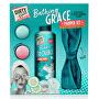 Kosmetická sada péče o tělo s koupací čelenkou Bathing Grace (Pamper Set)