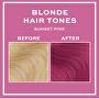 Odstín - Sunset Pink