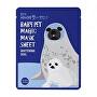 Rozjasňující plátýnková maska Baby Pet Magic Whitening Seal (Mask Sheet) 22 ml