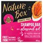 Tuhý šampon pro objem vlasů Almond Oil (Shampoo Bar) 85 g
